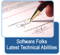 Software Folks Latest Technical Abilities