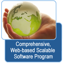 Comprehensive, Web-based Scalable Software Program